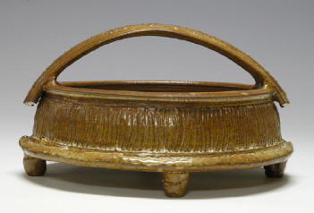 Large Shino Basket